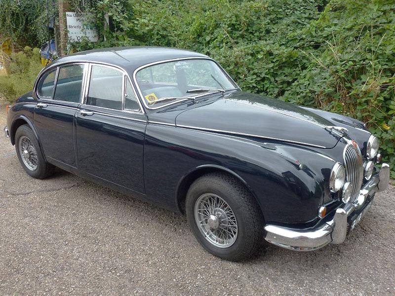 Lot 14-1961 Jaguar MK II 3.4 Litre