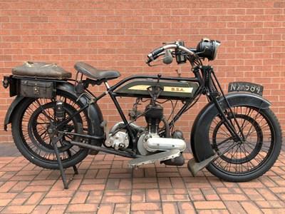 Lot 119 - 1921 BSA Model K