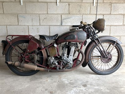 Lot 12 - 1950 Monet Goyon Type R4