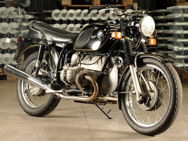 Lot 15 - 1973 BMW R75/5