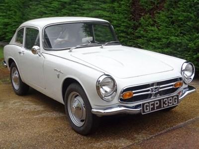 Lot 4 - 1969 Honda S800