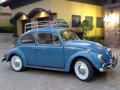 Lot 6-1967 Volkswagen Beetle 1300