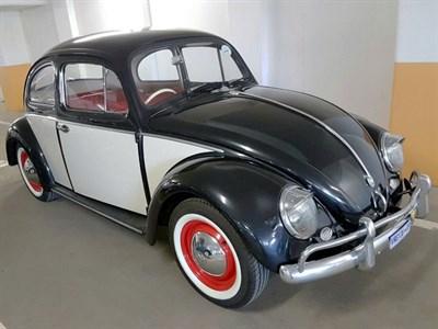 Lot 33-1959 Volkswagen Beetle 1600