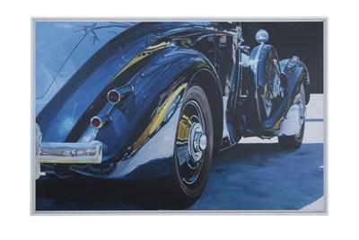 Lot 17 - A Bentley Canvas Print
