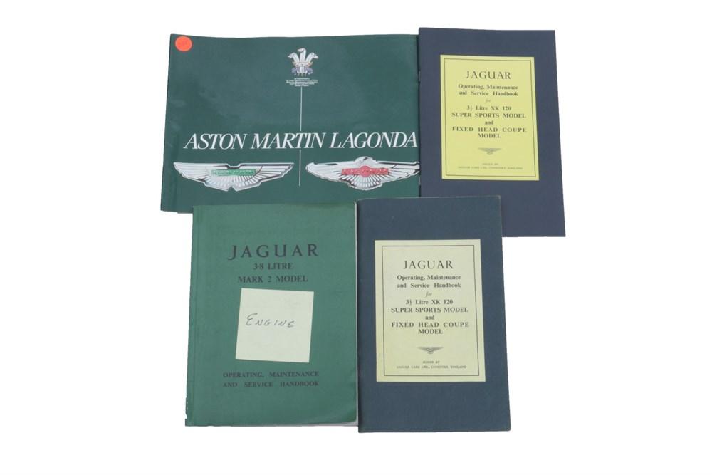 Lot 49-Assorted Literature
