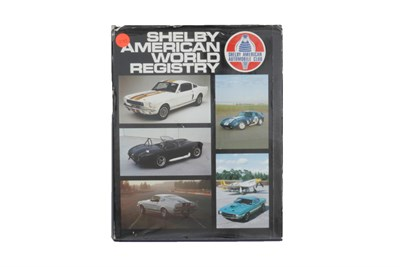 Lot 54-'Shelby American World Registry'
