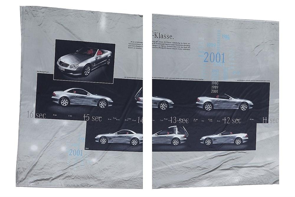 Lot 65-A Mercedes-Benz Showroom Banner