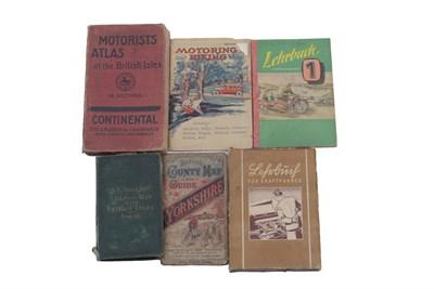 Lot 166-Assorted Literature