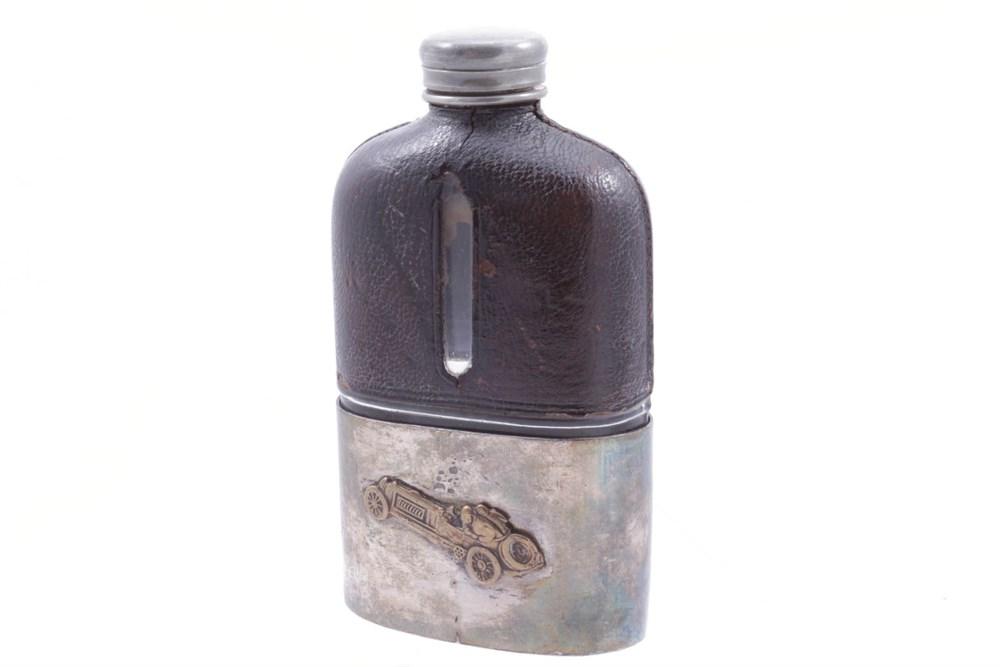 Lot 87-An Edwardian Drinks Flask