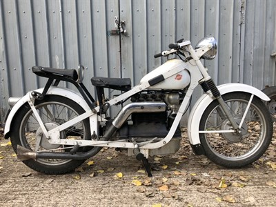 Lot 77-1950 Nimbus Model C