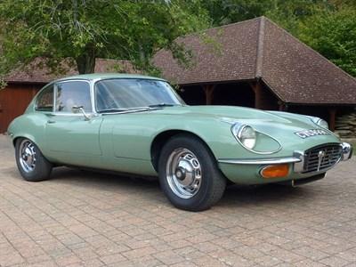 Lot 47 - 1972 Jaguar E-Type V12 Coupe