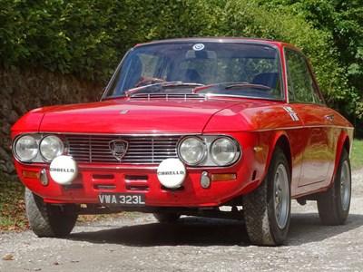 Lot 14-1973 Lancia Fulvia 1.6 HF Lusso