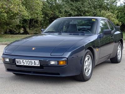 Lot 26-1988 Porsche 944 S