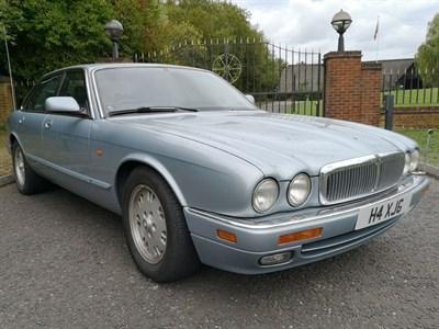 Lot 55 - 1997 Jaguar XJ6 3.2