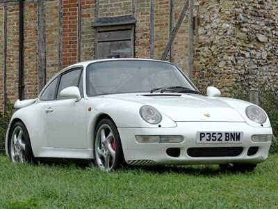Lot 68-1997 Porsche 911 Turbo