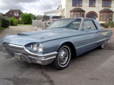 Lot 83-1964 Ford Thunderbird