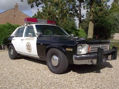 Lot 84-1975 Chevrolet Nova