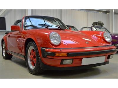 Lot 58-1988 Porsche 911 Carrera 3.2 Targa