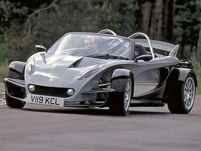 Lot 75-1999 Lotus 340R