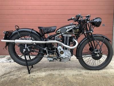 Lot 149 - 1935 Sunbeam Model 9A