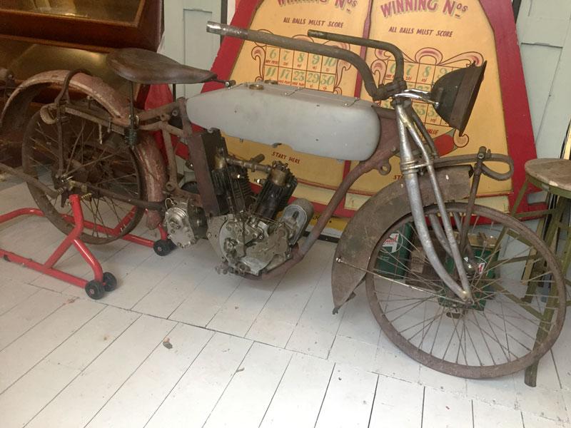 Lot 70 - 1919/20 Indian Little Twin