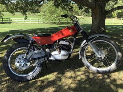 Lot 117 - c.1973 Montesa Cota 247