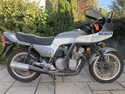 Lot 155 - 1981 Honda CB900F2