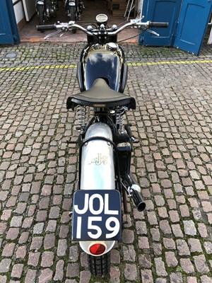 Lot 175-1949 AJS 16MC