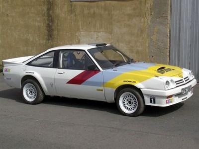 Lot 46-1977 Opel Manta 3500