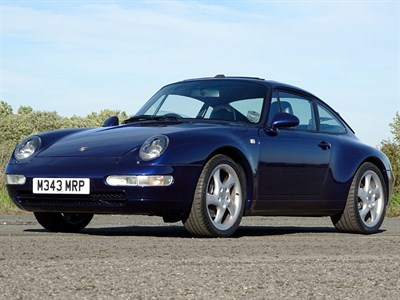 Lot 50 - 1994 Porsche 911 Carrera