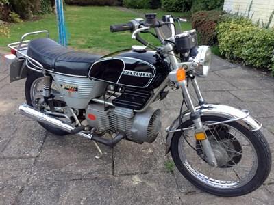 Lot 65 - 1979 Hercules W2000