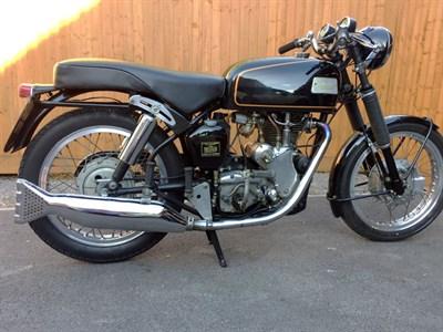 Lot 64 - 1959 Velocette Venom