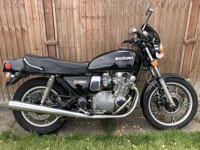 Lot 153 - 1980 Suzuki GS1000G