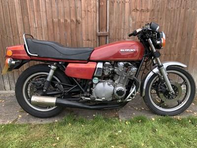 Lot 99 - 1981 Suzuki GS1000E