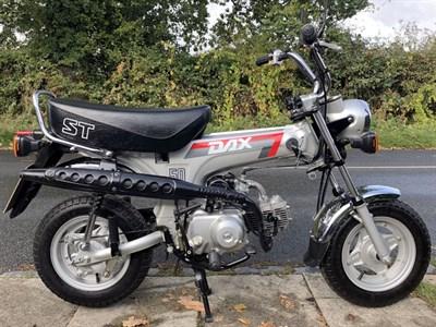 Lot 156 - 1991 Honda ST50J Dax