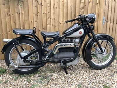 Lot 154 - 1956 Nimbus Model C
