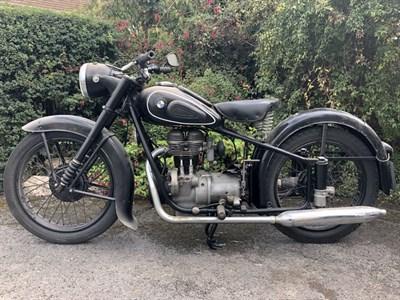 Lot 164 - 1951 BMW R25