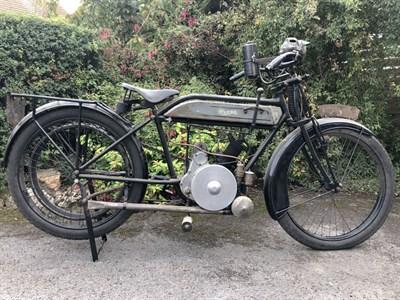 Lot 160 - c.1919 Clyno 270cc