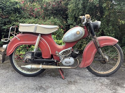 Lot 162 - 1960 Goricke Regina De Luxe