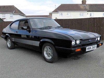 Lot 19 - 1979 Ford Capri 2.0 S