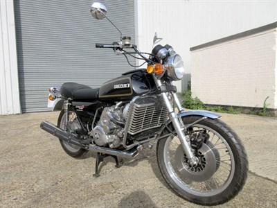 Lot 23-1976 Suzuki RE5