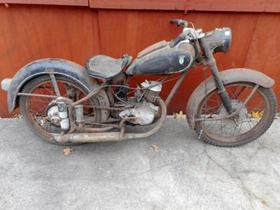 Lot 95 - c.1955 DKW RT 125s