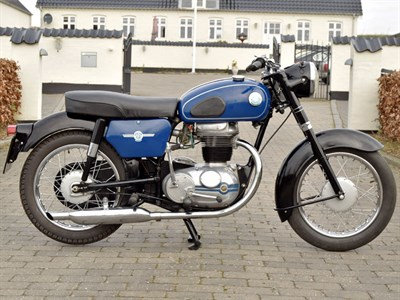 Lot 59-1961 AJS Model 8