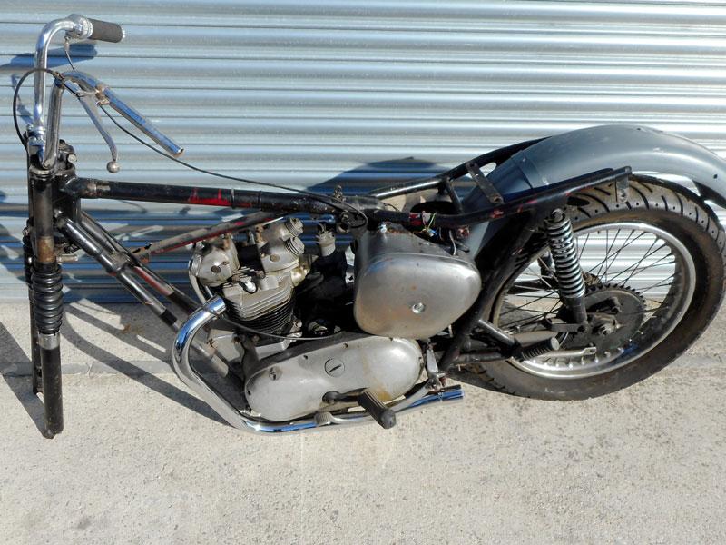 Lot 5 - 1961 Triumph TR6 Trophy