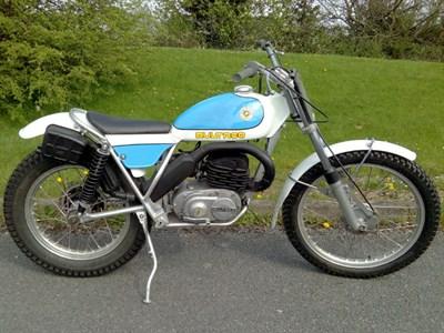 Lot 165 - 1974 Bultaco Sherpa T 250