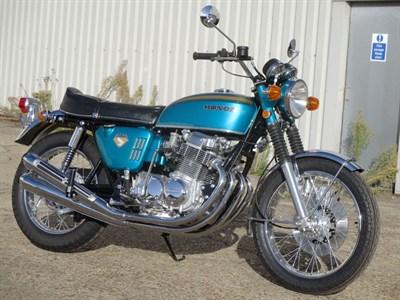 Lot 158 - 1969 Honda CB750 'Sandcast'