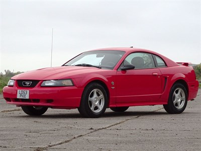 Lot 21-2004 Ford Mustang