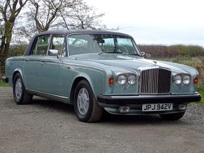 Lot 20-1980 Bentley T2