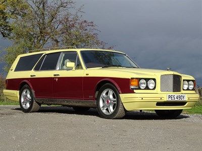 Lot 42 - 1983 Bentley Mulsanne Turbo Shooting Brake