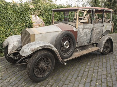 Lot 18 - 1927 Rolls-Royce 20hp Saloon